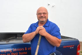 Ray Savage of Aylesford says his experience with cancer led to him focusing less on himself and more on helping other individuals and his community.