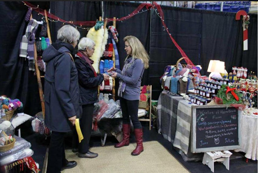 Organizers and vendors are getting ready for the 43rd annual Acadia Christmas Craft Expo.