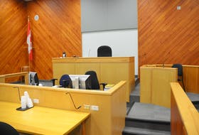 The Kentville law courts. - File