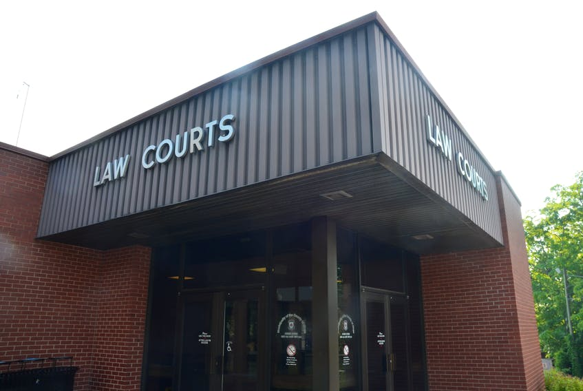 The Kentville law courts - File photo