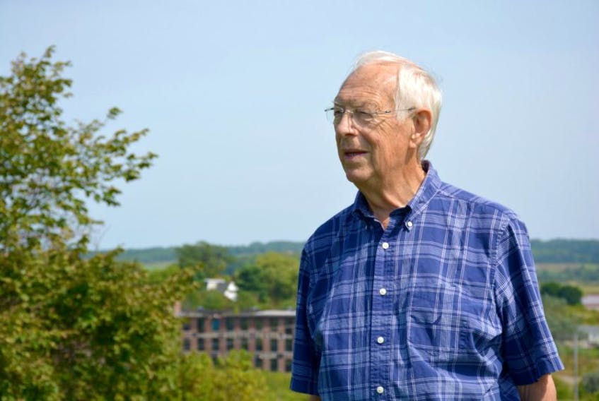 John Wilson said historical artifacts, such as Fort Edward, need to be recognized for all of their contributions to local history — the good and the bad.