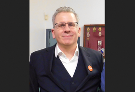 Stephen Schneider will represent the NDP in Kings-Hants in the next federal election.