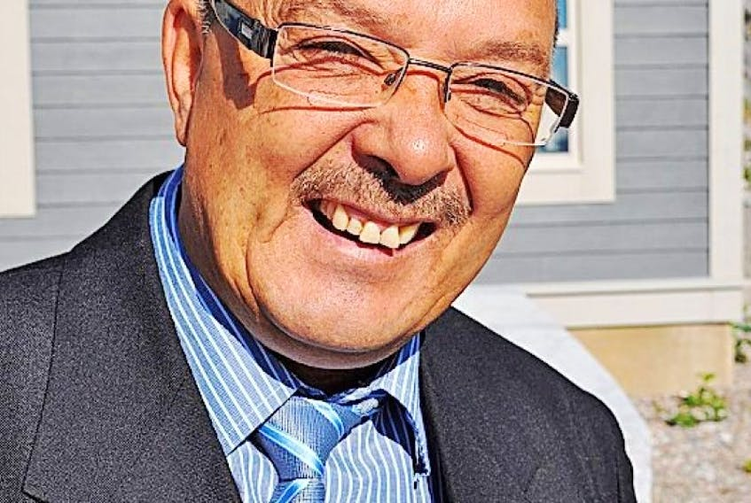Roy Blake — Nunatsiavut Government ordinary member for  Upper Lake Melville