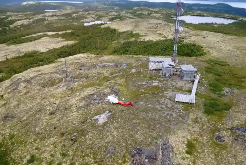 This Canadian Helicopters chopper was involved in a crash that killed one man and injured two others near Rigolet on July 31. The Transportation Safety Board was still investigating the incident as of publication.