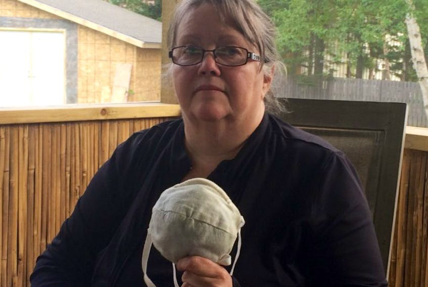 Loretta Webber suffers from a rare medical condition called multiple chemical sensitivity. Whenever she has to go outside, she wears a mask over her nose and mouth, in case she encounters any scents or chemicals that could make her ill.