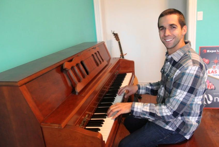 Matthew Barrett is looking forward to the revival of the Melville Music Festival in Happy Valley-Goose Bay next spring. Barrett, an accomplished piano player, is on the committee members planning the event after a seven-year hiatus.