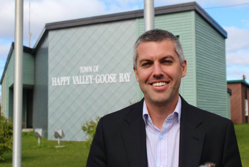 Happy Valley-Goose Bay Mayor Jamie Snook said town will be looking at ways in which to mitigate the impact of forthcoming property value increases by the Municipal Assessment Agency.