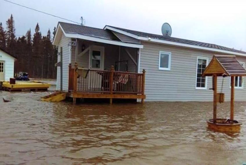 Mud Lake and Happy Valley-Goose Bay were damaged by flooding recently and many in the community blame the Muskrat Falls project.