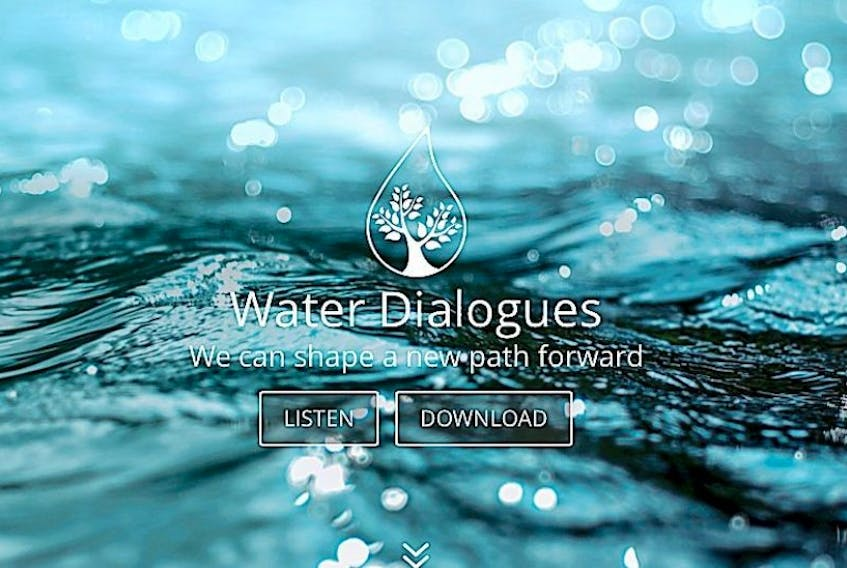 A new podcast, www.waterdialogues.ca, discusses water issues in indigenous communities across the country.