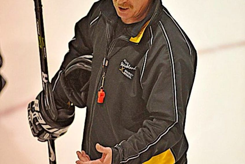 Juan Strickland has no regrets leaving the Corner Brook Minor Hockey Association. His involvement with the Natuashish minor hockey association has been extremely satisfying and lots of positive things are coming from it for the participants.