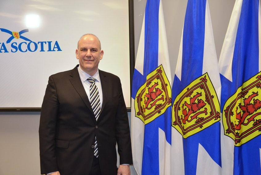 Finance Minister Labi Kousoulis delivered a $1.17-billion capital spending plan for the 2021-22 fiscal year on Tuesday, March 23.