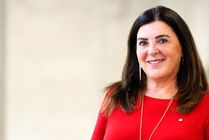 Vianne Timmons, president of Memorial University, said the constitution for the new School of Arctic and Sub-Arctic Studies in Happy Valley-Goose Bay was developed in partnership with the three indigenous governments in Labrador. - COURTESY OF MEMORIAL UNIVERSITY