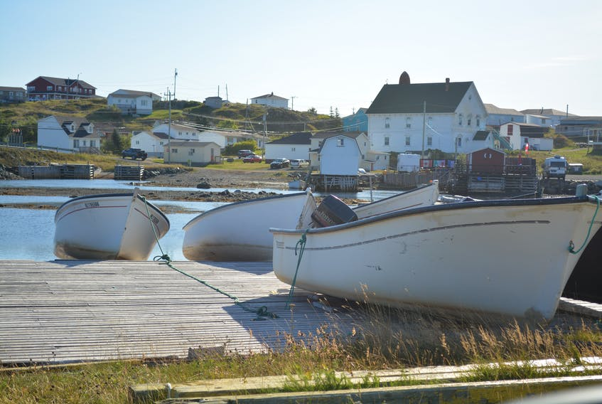 The lack of an iceberg season in Twillingate means a big hit to the tourism industry in the community. Nicholas Mercer/Saltwire Network