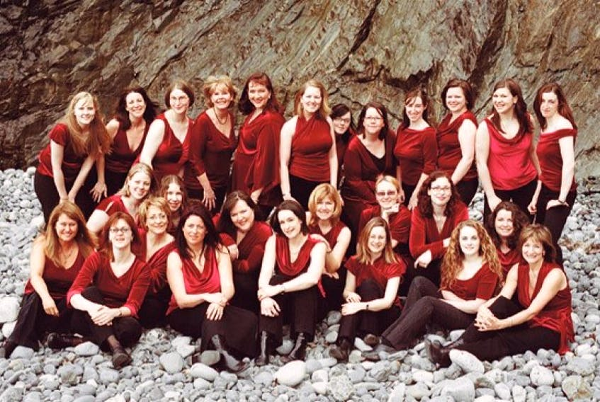 Lady Cove will perform at the St. John's Arts and Culture Centre on Sunday.