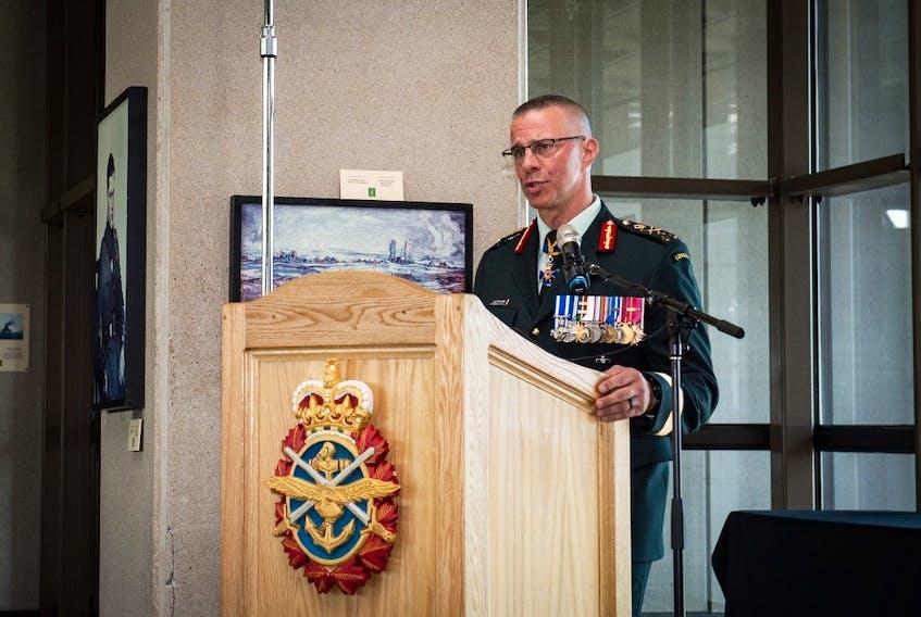 Lt. Gen. Jean-Marc Lanthier. DND photo.