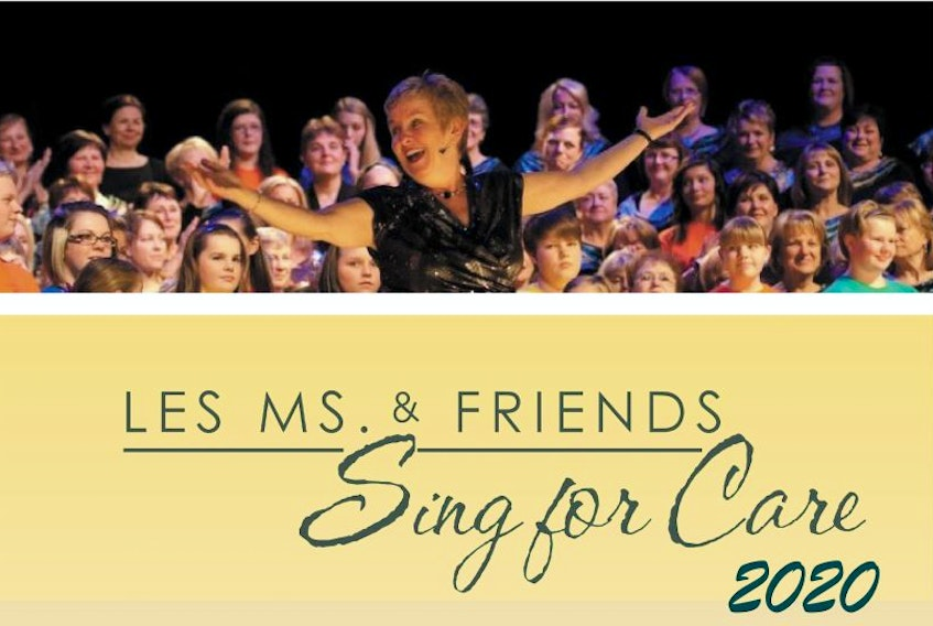 Les Ms. & Friends will hold the Sing for Care 2020 as a virtual event. CONTRIBUTED