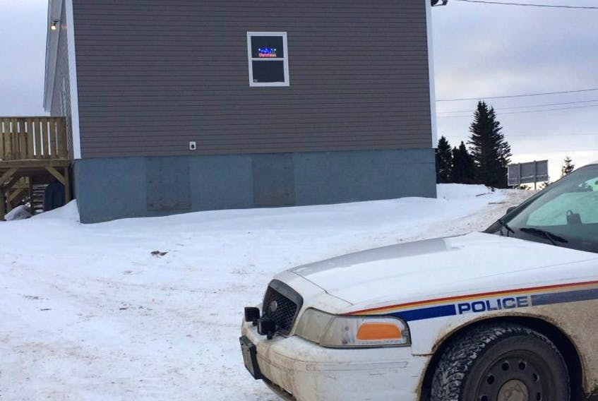 North 99, a bar in Twillingate, was the scene of a break-in on Dec. 28 where several bottles of alcohol were stolen.