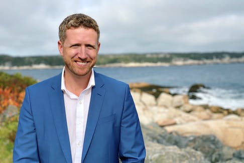Nova Scotia Liberal Party leadership candidate Iain Rankin has deep roots in Cape Breton. CONTRIBUTED