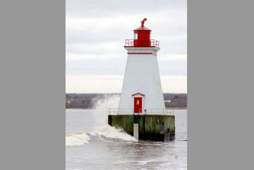 The Sandy Point Lighthouse will get some much-needed work thanks to funds from local municipal units and a local community group.