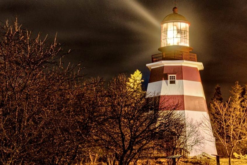 THe Seal Island Lighthouse beacon will shine once again in remembrance of those who lost their lives on the sea.