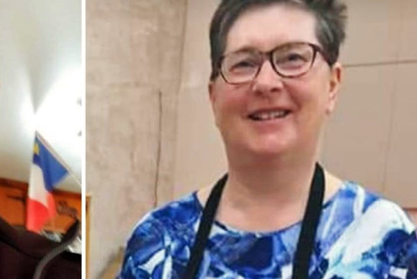 Lillian Hyslop was out for a walk when she became one of the victims of Sunday's mass shooting in central Nova Scotia.