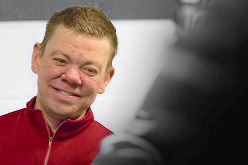 Shannon Coady began as a stick boy with the 1991-92 St. John's Maple Leafs and worked his way up to become the team's equipment manager. He was also part of the St. John's IceCaps' training staff, meaning his association with AHL hockey stretched past two decades. — St. John's IceCaps photo via Newfoundland Growlers
