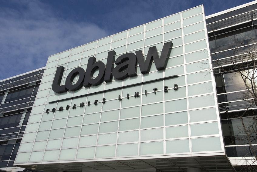 Loblaw headquarters in Brampton in 2018.