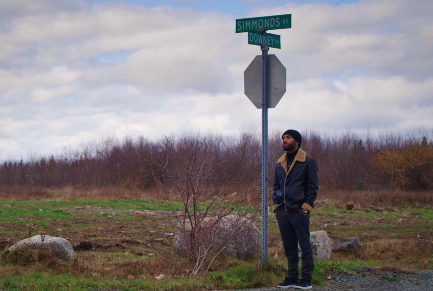 Tyler Simmonds opens his documentary on mental health In Search of Healing with a look at his community of North Preston. The documentary short is part of the Being Black in Halifax program at this week's Halifax Black Film Festival, running online Tuesday to Sunday.