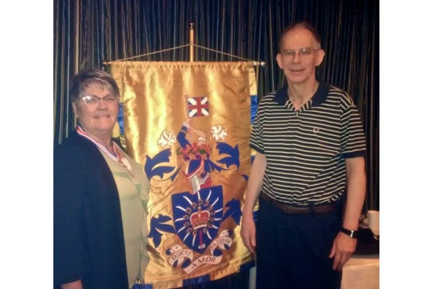 <p>Carol Harding and Brian McConnell were elected to offices of the United Empire Loyalists' Association of Canada.</p>