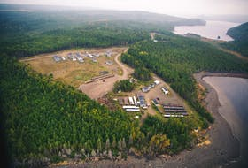 Marathon Gold's Valentine Lake project is located in central Newfoundland. — Contributed