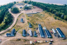 Marathon Gold hopes to be ready for first gold at a mine in central Newfoundland by October of 2023. — Contributed