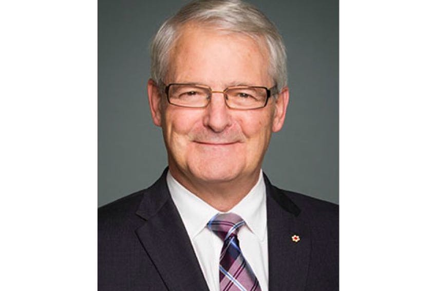 Federal Transport Minister Marc Garneau