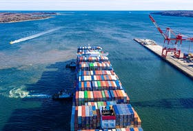 With a project led by BlueNode, in partnership with Saab Technologies, the National Research Council and the Halifax Port Authority and funding from the Ocean Super Cluster, it will be easier to keep track of containers of goods coming and going from ports like Halifax.