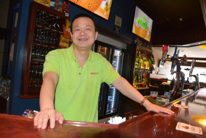 <p>Big Mug pub owner Mario Sham will be donating 100 per cent of his business' alcohol sales on Thursday, May 7, to the disaster relief efforts in Nepal.</p>