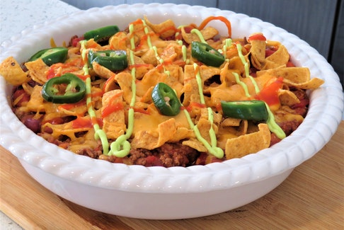 From Tik Tok to your table. The curiously delicious flavours of Fritos Pie. Photo: Julia Webb