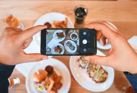 According to Mark DeWolf many of our region's food influencers can be found on social media apps such as Instagram, Facebook and Tik Tok. Photo: Unsplash