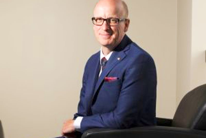 Alberta Teachers' Association president Jason Schilling.