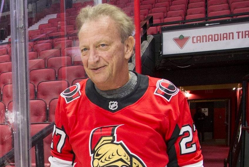 Ottawa Senators owner Eugene Melnyk.