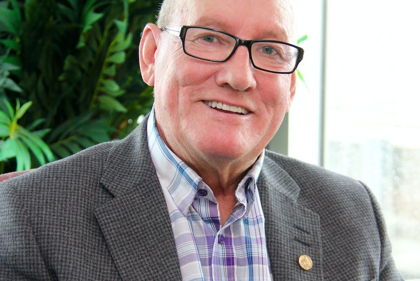 Chief Terry Paul Contributed/Membertou Corporate