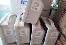 Local Rotarians have helped upgrade medical equipment at the Nork Hospital of Infectious Disease in Yerevan, Armenia. CONTRIBUTED