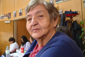 Josephine Peck is a Mi'kmaq grandmother and has taught Mi'kmaq language courses more than 36 years. OSCAR BAKER III/CAPE BRETON POST