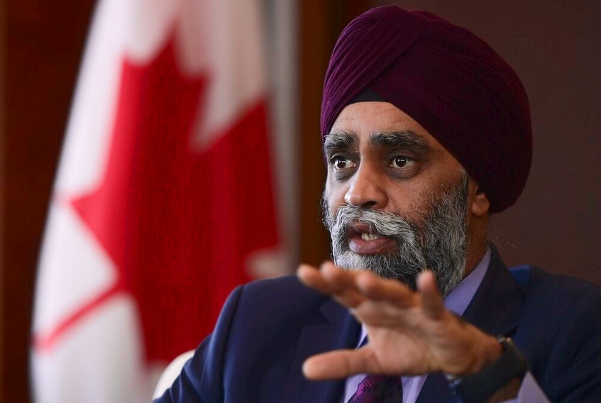 Minister of National Defence Harjit Sajjan cancelled 17 meetings with the military ombudsman between November 2016 and September 2018.