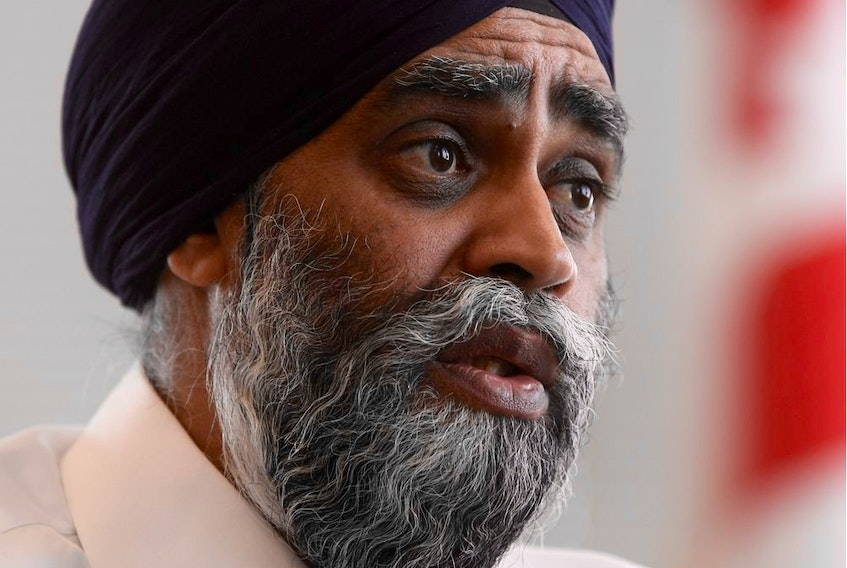 Defence Minister Harjit Sajjan is featured in newly released ads highlighting the Type 26.