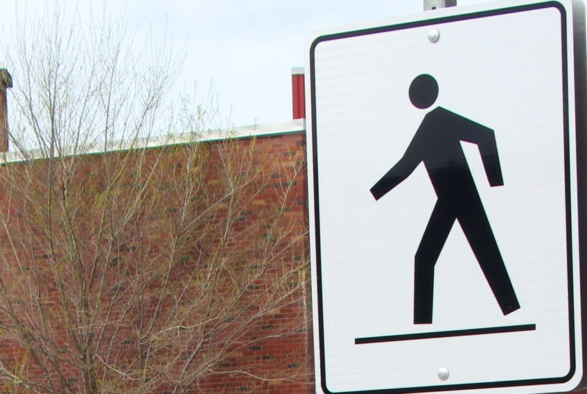 Halifax regional council's transportation standing committee discussed at length the possibility of establishing a crosswalk on the William Porter Connector Road in front of Porters Lake Elementary School on Thursday.