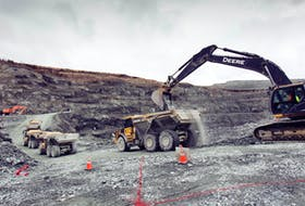Anaconda Mining has been active at a number of sites on Newfoundland's Baie Verte Peninsula in recent years. — David Howells photo courtesy of Anaconda Mining