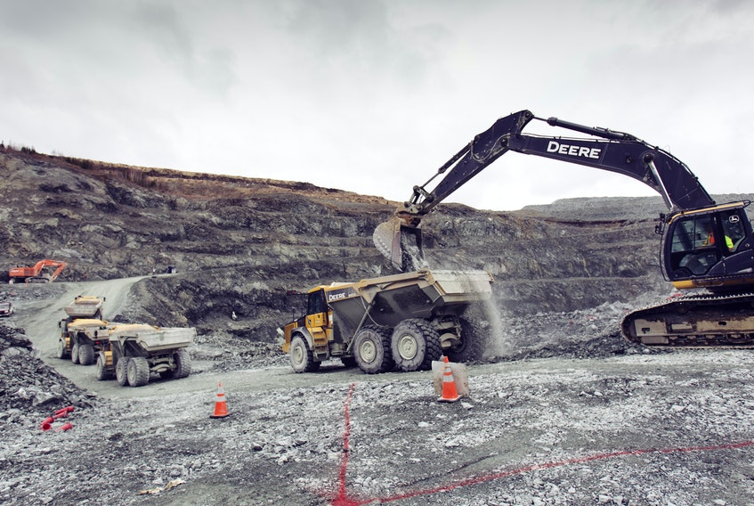 A survey of mining companies operating around the world offered a favourable assessment of Newfoundland and Labrador. — Contributed