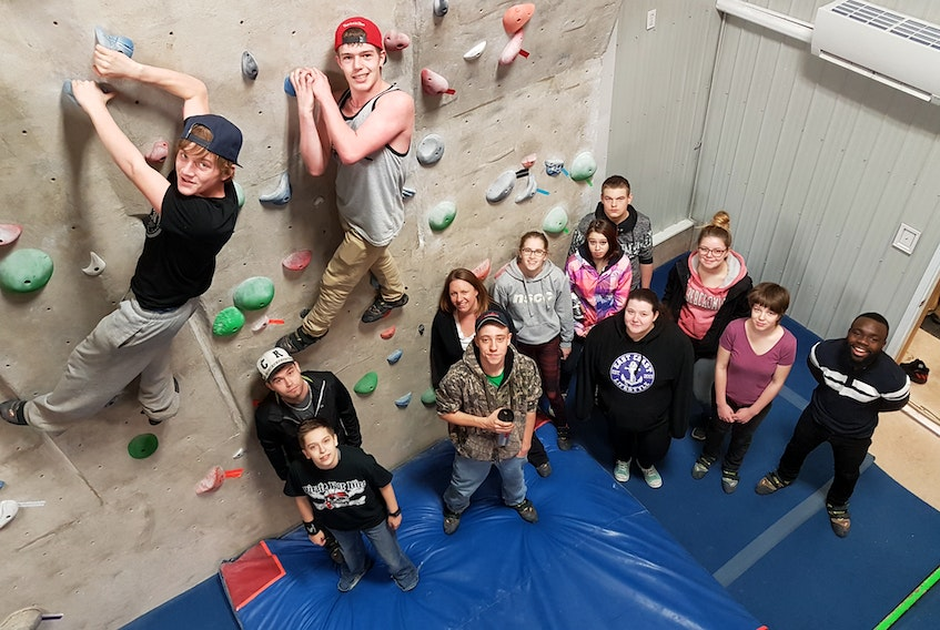 The Portal offers a range of support programs for youth, including support for individuals experiencing, or at risk of experiencing, homelessness. This photo shows youth enjoying a recreational camp program offered by the Kentville-based organization. - Contributed