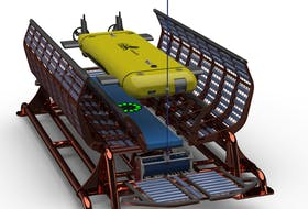 The ThunderFish® XL is the latest Autonomous Underwater Vehicle (AUV) to be developed by Kraken Robotics Ltd. of Mount Pearl, Newfoundland and Labrador