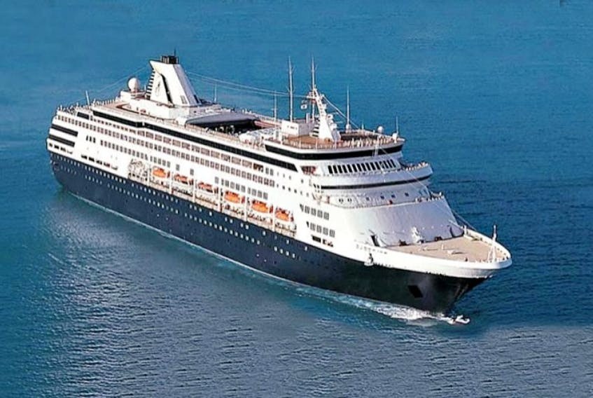 <span>MS Maasdam is a Holland America cruise ship named for a dam located on the Maas River in the Netherlands.</span>