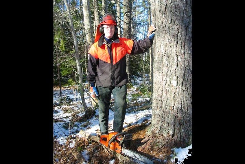 <p>Jim Crooker is opening his woodlot on Nov. 8, as part of a field day for woodland owners to learn about woodlot management. The event is being coordinated by the Mersey Tobeatic Research Institute, and registration is required.</p>